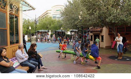 Town Square in Las Vegas, Nevada
