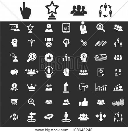 investment  icons, signs vector set for infographics, mobile, website, application