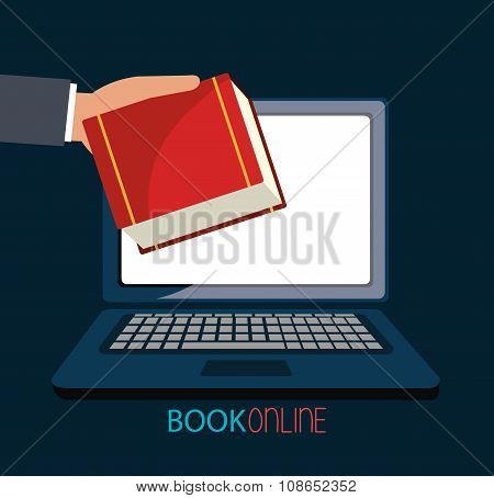 Book online and elearning