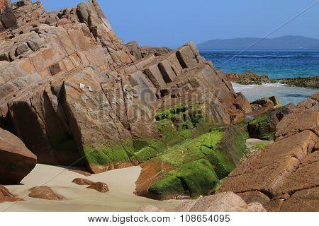 Nelson Bay Rocks