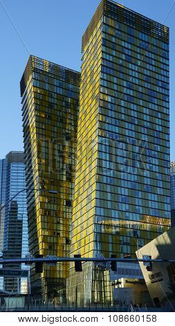 Veer Towers in Las Vegas