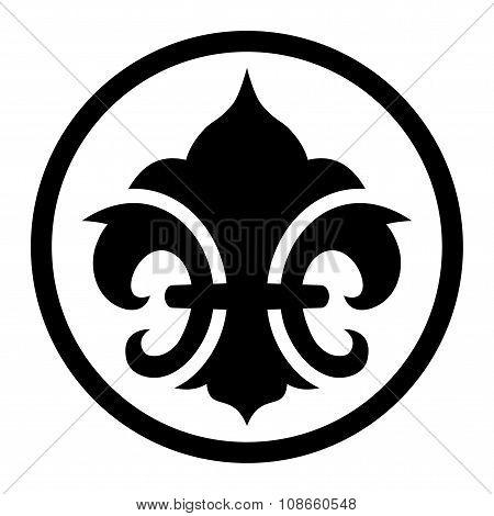 Fleur de lis symbol