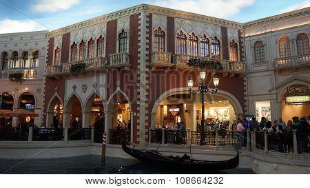 The Venetian Resort Hotel Casino in Las Vegas