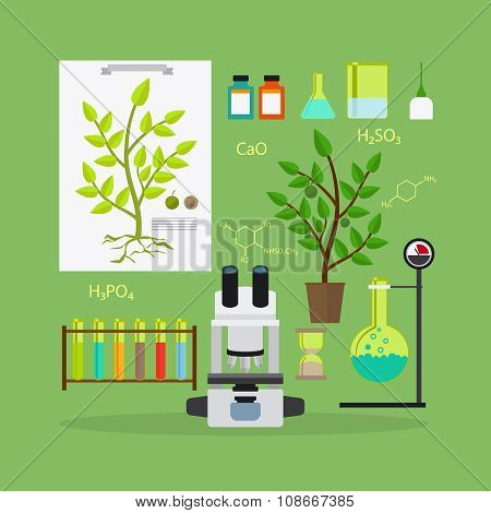 Biology research equipment