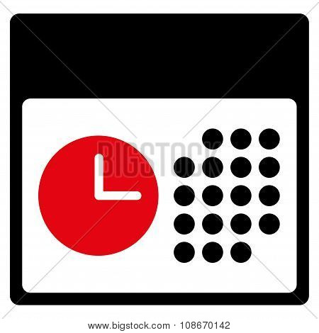 Time And Date Icon