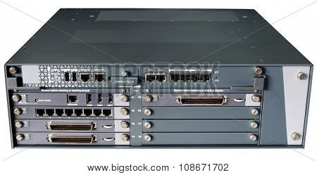 Communication Server Isolated