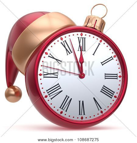 Alarm Clock New Year's Eve Time Midnight Hour Countdown
