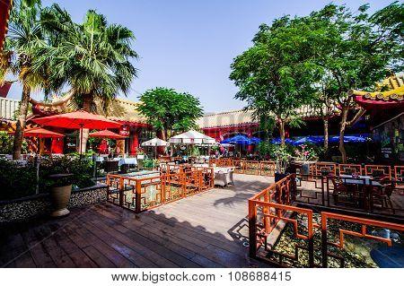 Ibn Battuta Mall.Dubai,UAE