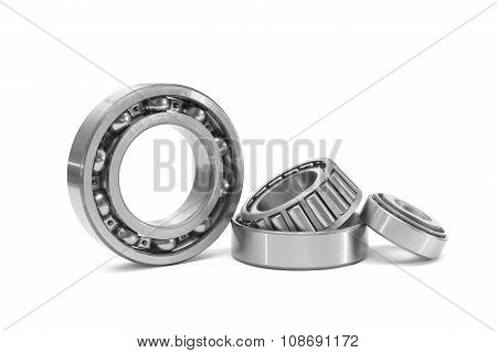 Three Bearings Isolated