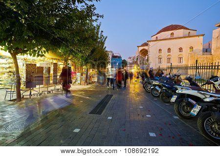 Monastiraki, Athens.