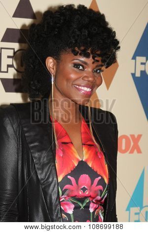 LOS ANGELES - AUG 6:  Kelly Jenrette at the FOX TCA Summer 2015 All-Star Party at the Soho House on August 6, 2015 in West Hollywood, CA
