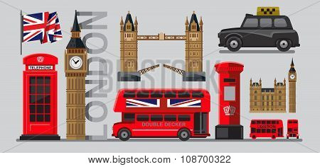 vector great britain