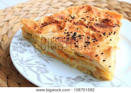 Turkish Pie Borek