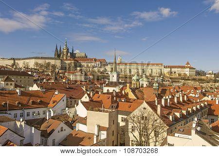 Famous Prague Castle