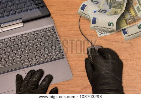 Computer Crime Methaphor