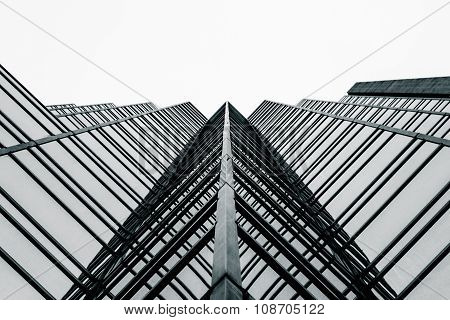 Up a High Rise Building