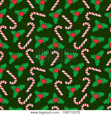 Christmas Seamless Vector Pattern 8
