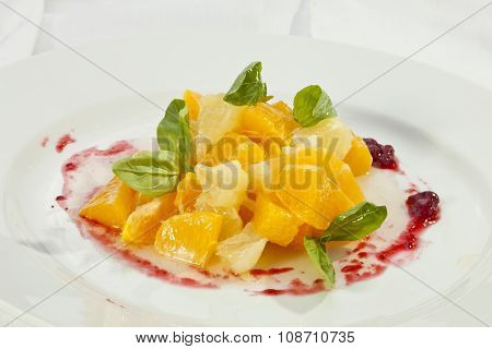 Fruit Salad Orange Grapefruit