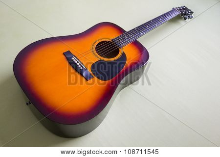 Mexican acoustic guitar