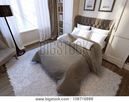 Bedroom Art Deco Style