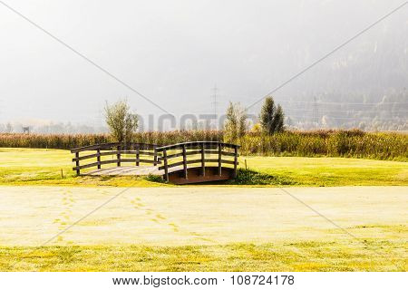 Bridge In The Country