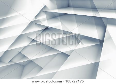 Abstract Background, Multi Layered Structures 3 D