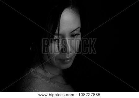 Japanese Woman Headshot