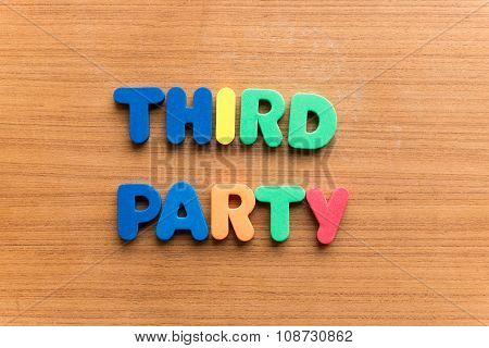 Third Party