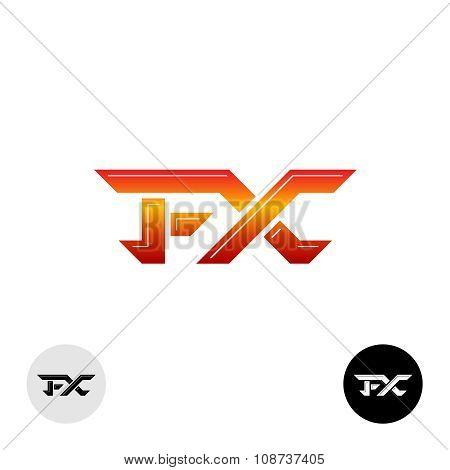 Fx Letters Logo
