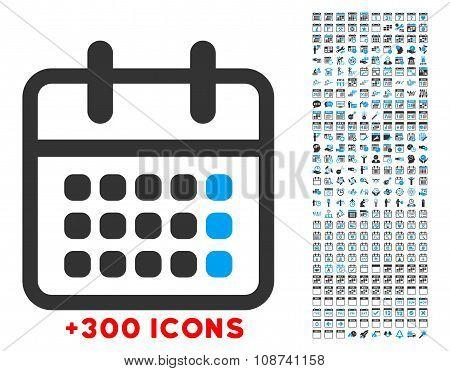 Organizer Month Icon