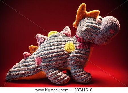 Little Colorful Dinosaur