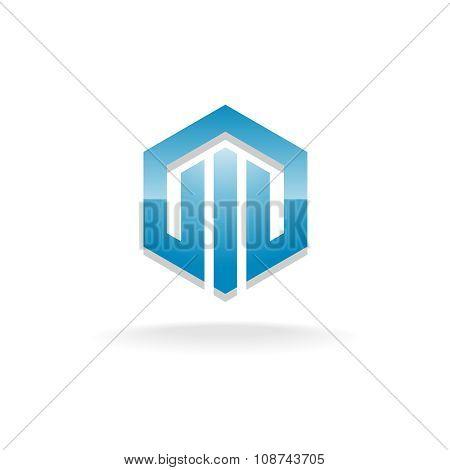 Hex Industrial Logo