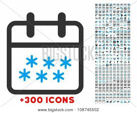Winter Date Icon