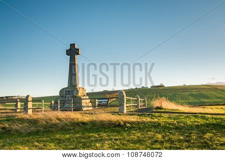 Flodden Field And Monument