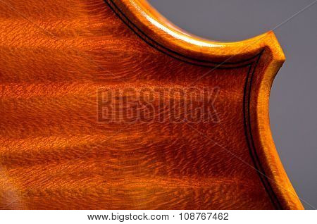 violin part on black