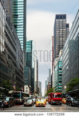 Streets Of Manhattan