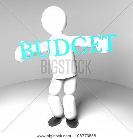 Budget Puppet, 3D
