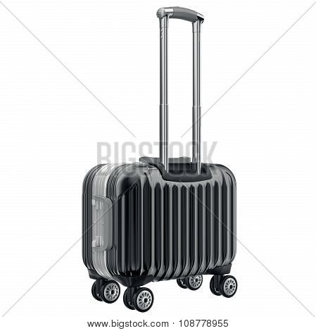 Small black luggage