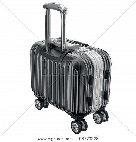 Black luggage small