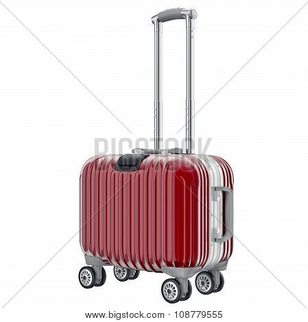 Luggage small on wheels
