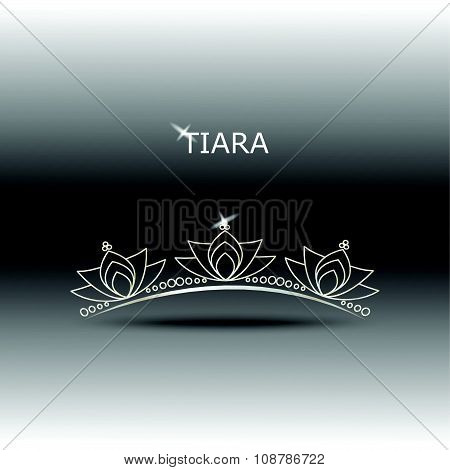 Decorative Tiara Set 2