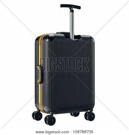 Luggage travel black