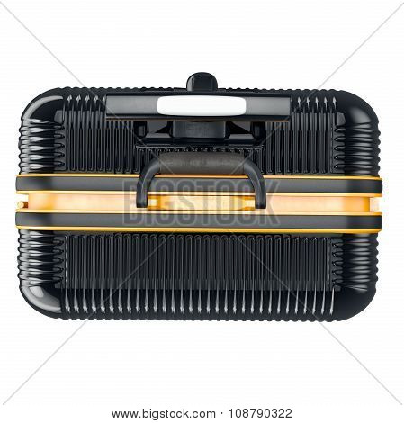 Baggage travel, top view