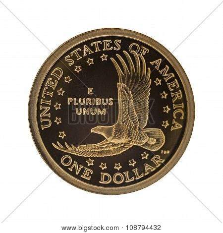Coin one US dollar