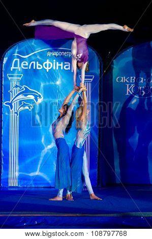 Aqua-show