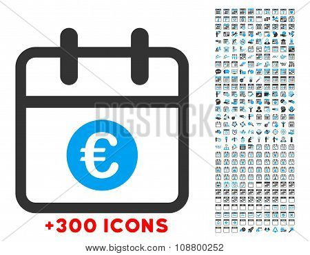 Euro Date Icon