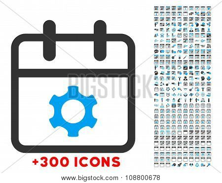 Service Day Icon