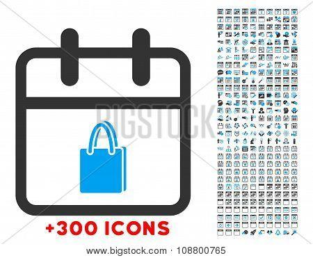 Shopping Day Icon
