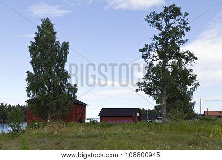 AXMAR, SWEDEN ON JULY 22