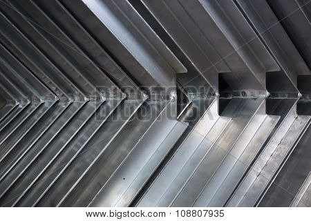 Stack Of Metal Angle